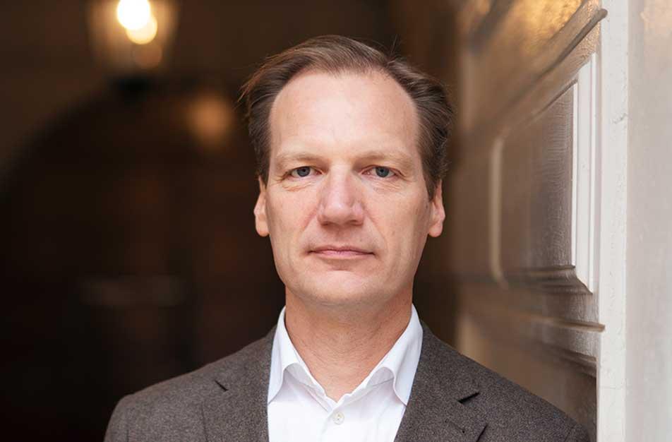 Thomas Thorhuus, HR-chef på Bonnierförlagen.
