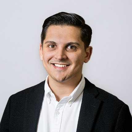Reece Akhtar som utvecklat testet MATCH-V för Assessio.