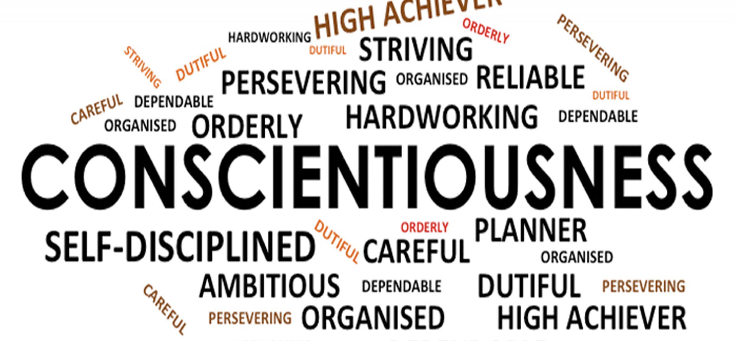 Viktigheten av Conscientiousness (målbevissthet) i arbeidslivet